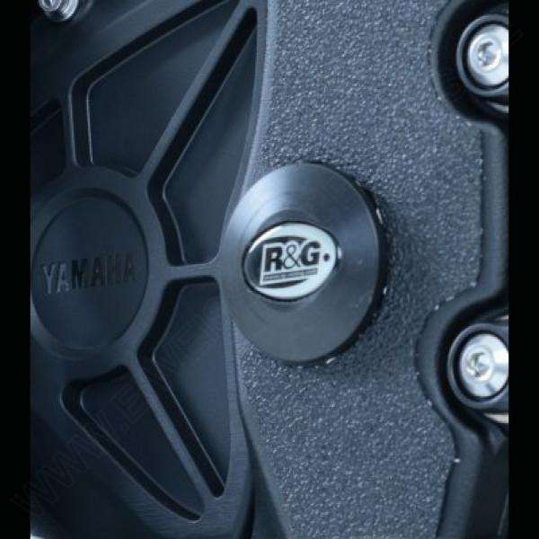 R&G Lower frame plugs kit Yamaha YZF R1 2015- / MT-10 2016-