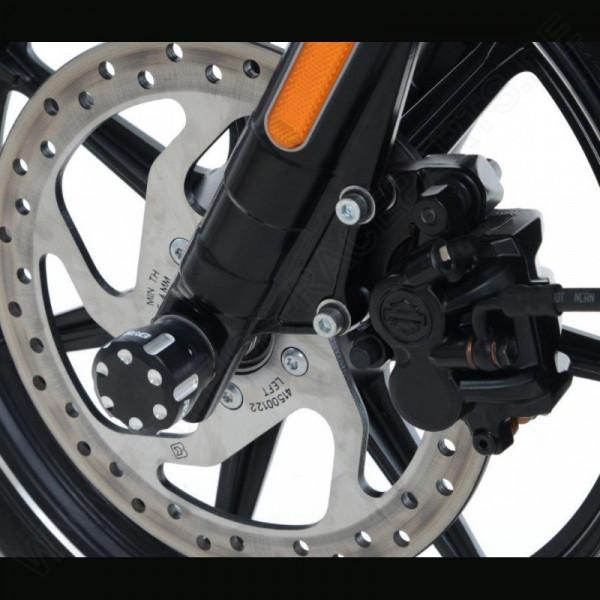 R&G Racing Gabel Protektoren Harley Davidson Street 500 / 750 2014-