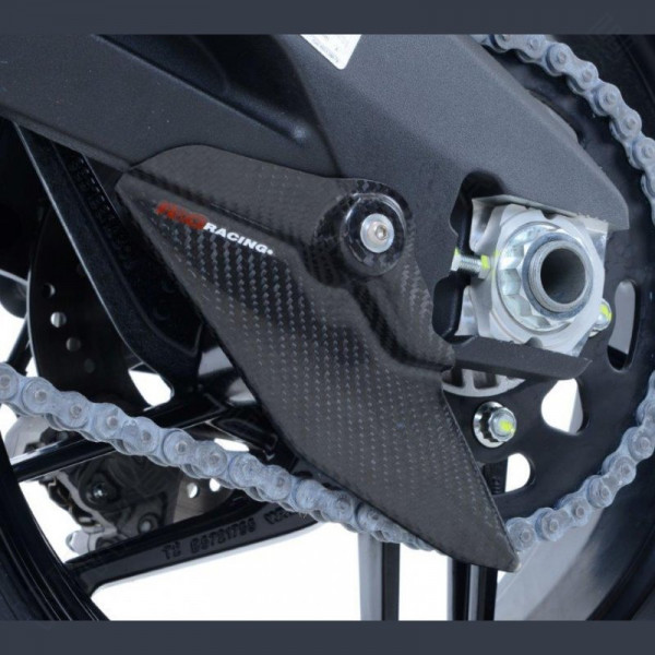 R&G Racing Carbon Kettenfinne Ducati 899 / 959 Panigale