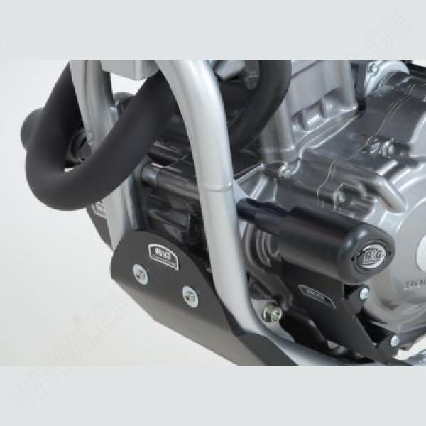 """R&G Racing Crash Protectors """"No Cut"""" Honda CRF 250 L / M 2013-"""