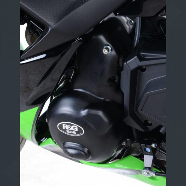 """R&G """"Strong Race"""" Lichtmaschine Protektor Kawasaki Z 650 / Ninja 650 2017-"""