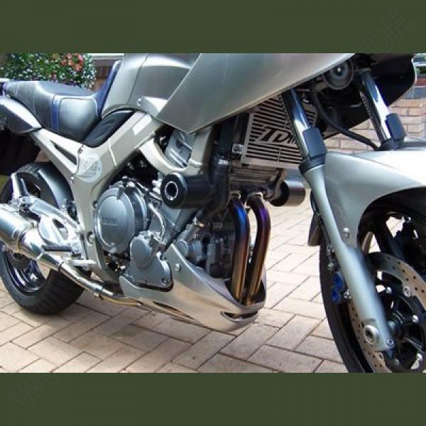 """R&G Racing Crash Protectors """"No Cut"""" Yamaha TDM 900"""