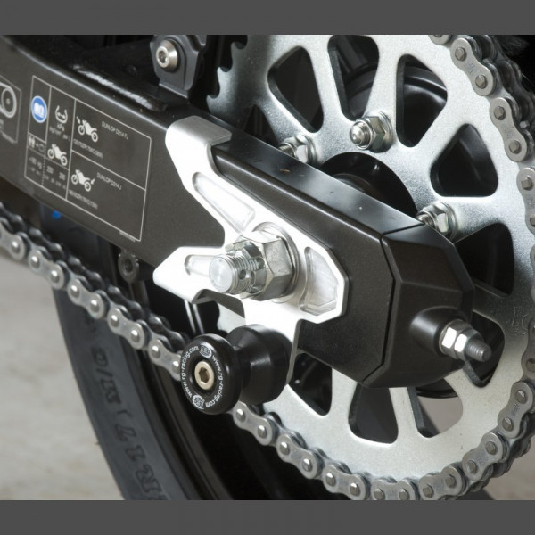 R&G Racing Swingarm Protectors Kawasaki Z 800 2013-