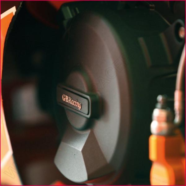 GB Racing Engine Cover Set KTM RC 8 / RC 8 R 2008-2010