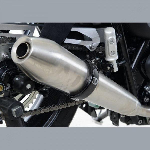 R&G Exhaust protector Triumph Street Twin 2016- / Street Cup 2017-