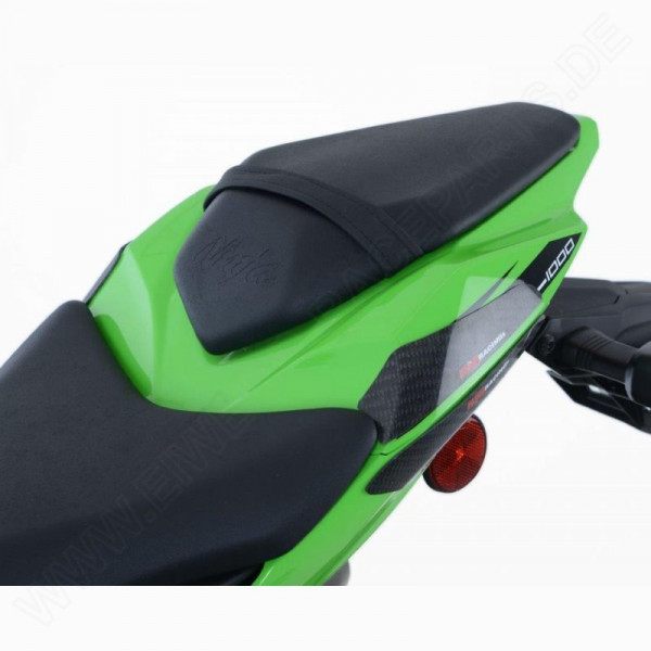 R&G Racing Carbon Tail Protector Kawasaki ZX-10 R 2016-