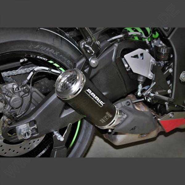 Bodis GPC-RS II GEX Endschalldämpfer Kawasaki ZX-10 R / RR 2019-