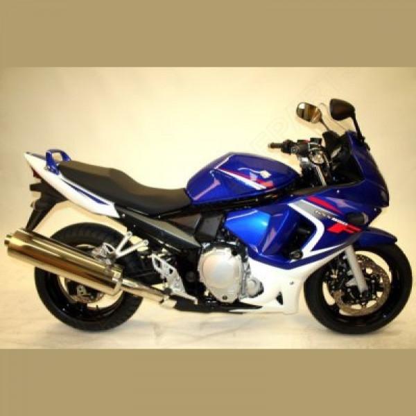 """R&G Racing Crash Protectors """"No Cut"""" Suzuki GSX 650 F 2008-2009"""