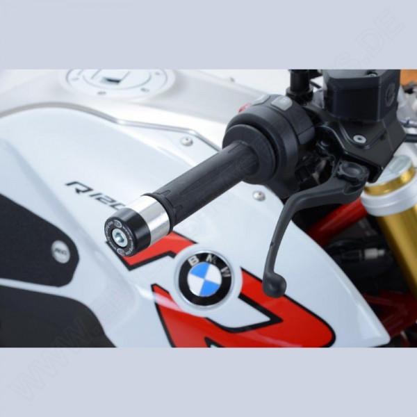 R&G Racing Bar End Slider BMW R 1200 R 2015- / F 750 GS 2018-