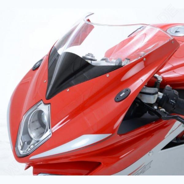 R&G Racing Mirror Blanking Plates MV Agusta F4 1000 RR / RC 2013-