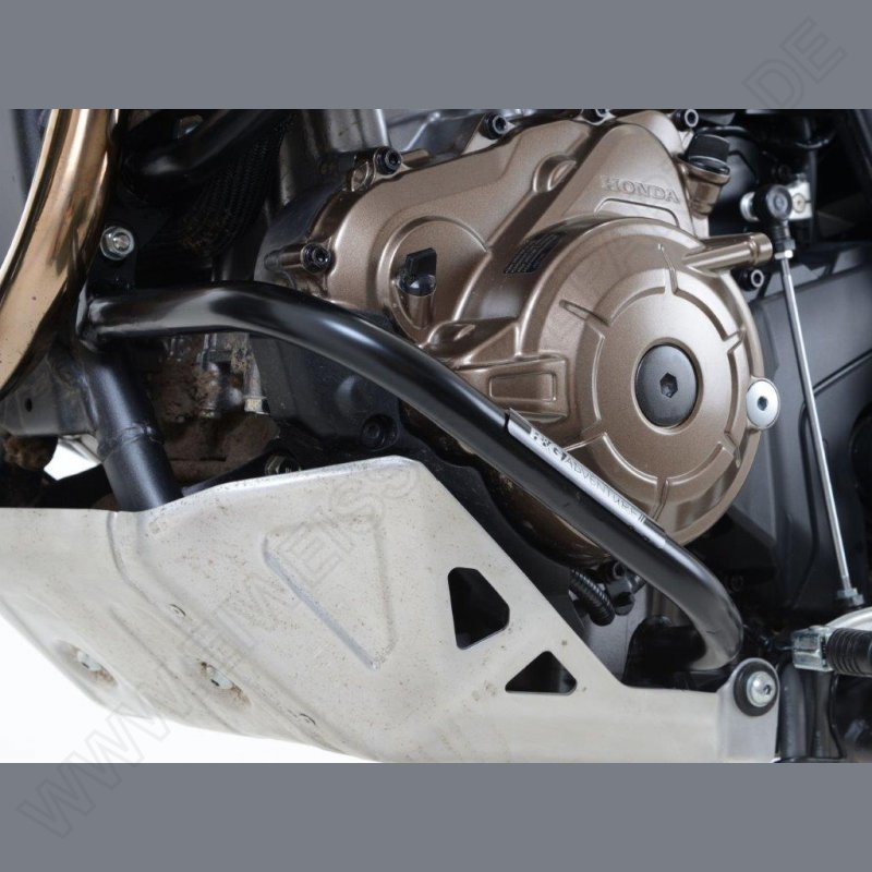 Crash Protectors Sturz Schutz R/&G Auspuff Protektor Honda Crosstourer 1200 2012