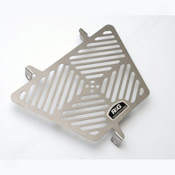 R&G Oil Cooler Guard stainless steel Aprilia RSV 4 / Tuono V4 1100 2015-