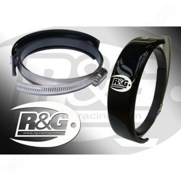 R&G Racing exhaust protector slider Hyosung GT 125 / GT 250