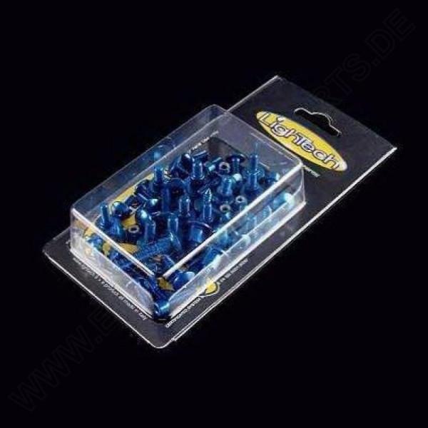 Lightech Windshield Screws Kit Ergal Yamaha YZF R1 2004-2006