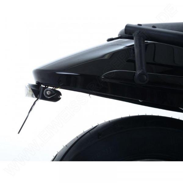 R&G Licence plate holder Harley Davidson Street 500 / 750 2014-