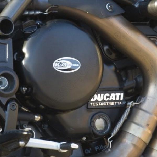 R&G Racing Motordeckel Protektor Kit Ducati Diavel