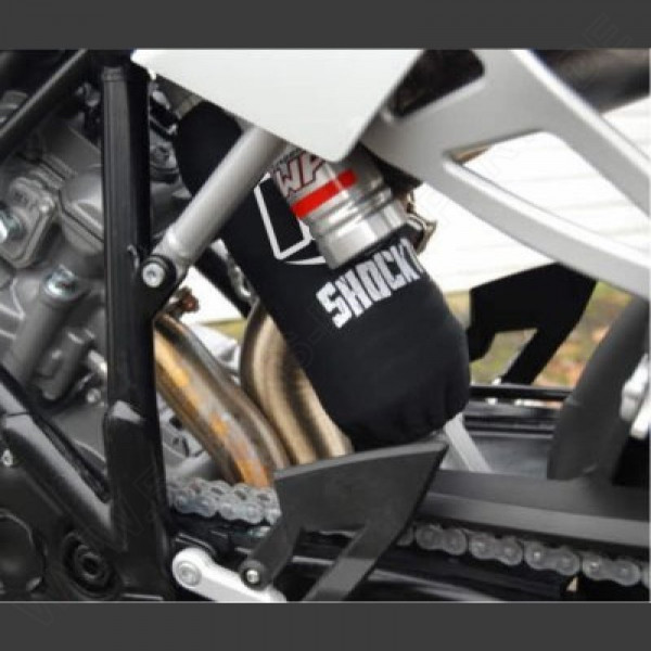 R&G shock protector shocktube Kawasaki ZX-6 R 2007-2008