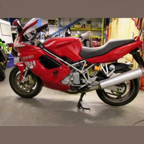 R&G Racing Crash Protectors Ducati ST 3