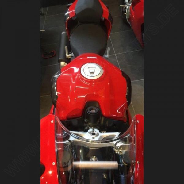 Strauss Carbon Tank Protektoren Ducati Panigale 899 / 1199 / 959 / 1299 / V2
