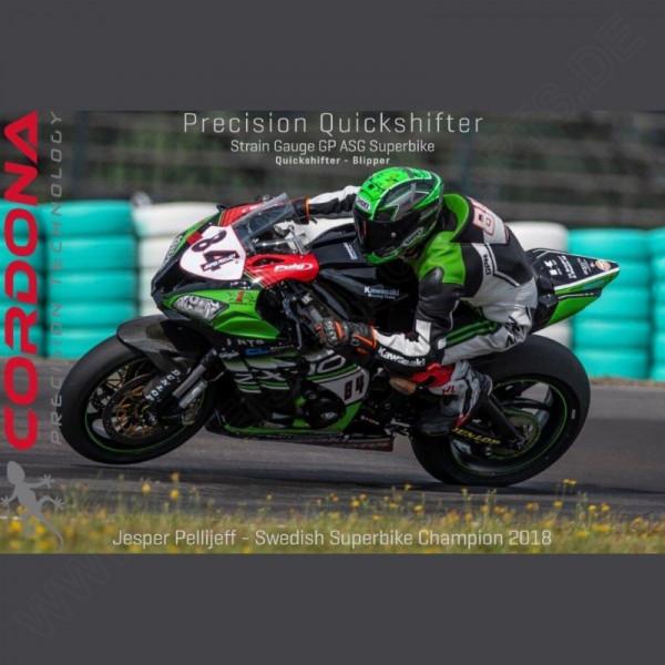 Cordona Blipper GP ASG Quickshifter / Blipper für Kawasaki ZX-10 R 2017- / KRT
