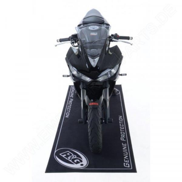 R&G Motorcycle Garage Mat (2m x 0.75m)