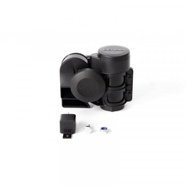 Denali SoundBOMB Compact Dual Ton 120dB Horn / Hupe