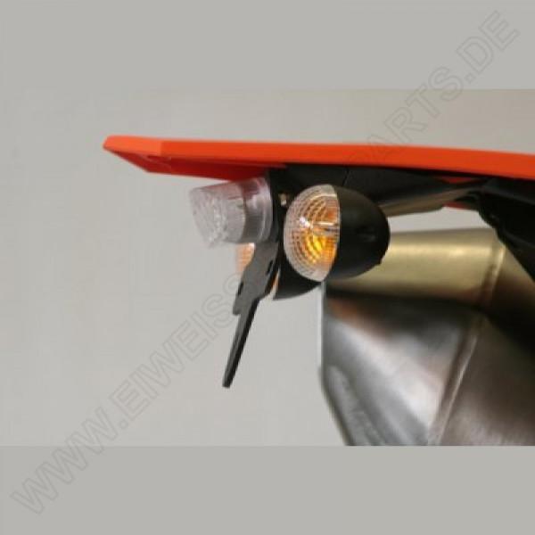 R&G Racing Licence plate holder KTM 690 Enduro / 690 SMC 2008-2018