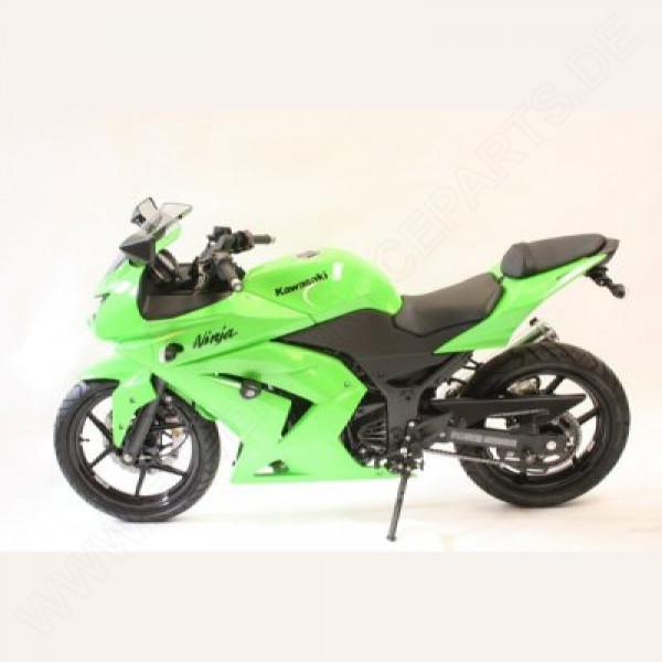 "R&G Racing Crash Protectors ""No Cut"" Kawasaki Ninja ZX 250 R 2008-2012"