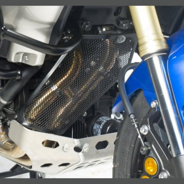 R&G Racing Downpipe Grille Yamaha Super Tenere 1200