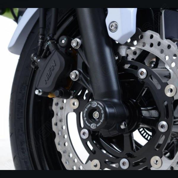 R&G Racing Fork Protectors Kawasaki Z 650 / Ninja 650 2017-