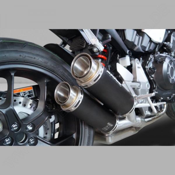 Bodis MGPX 2 Exhaust Honda CB 1000 R 2018-