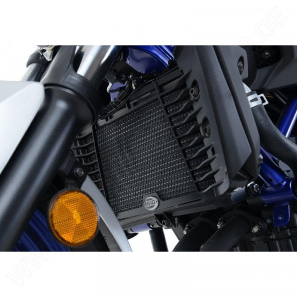 R&G Racing Radiator Guard Yamaha YZF-R25 / YZF-R3 / MT-25 / MT-03