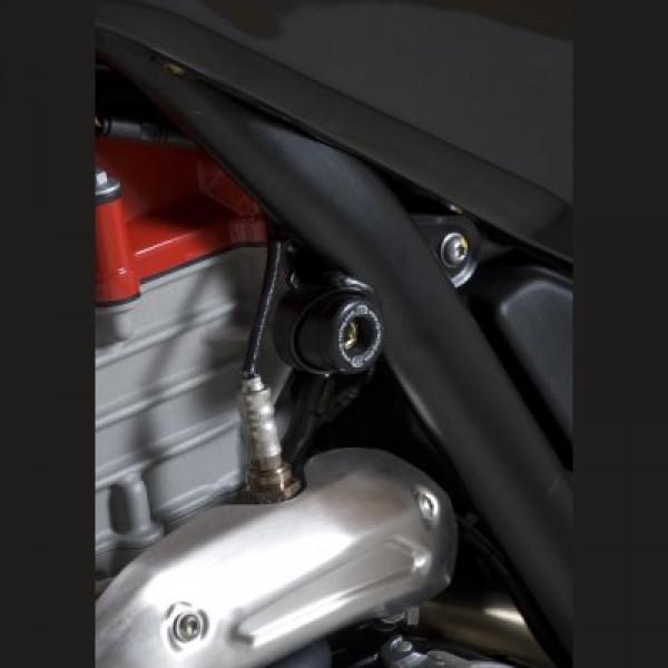 R&G Racing Rahmen Abdeckung Set Husqvarna TR 650 TERRA