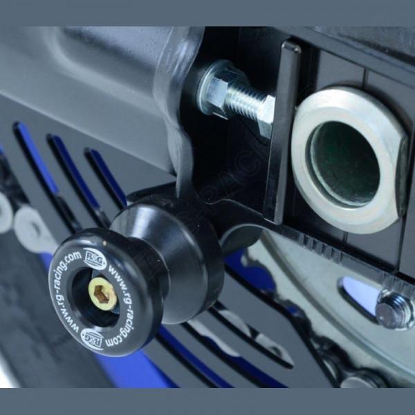 R&G Swingarm Protectors Yamaha YZF-R25 / YZF-R3 / MT-25 / MT-03