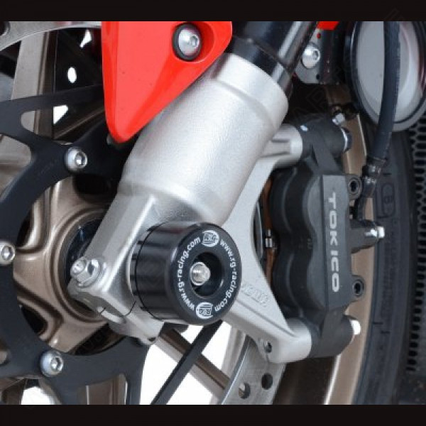 R&G Racing Fork Protectors Honda VFR 800 2014-