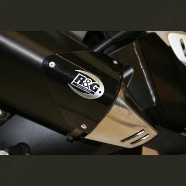 R&G Racing Auspuff Protektor Set Suzuki GSX-R 1000 2007-2008