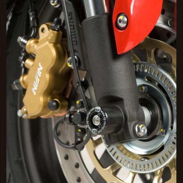R&G Racing Fork Protectors Honda CBR 600 F 2011-