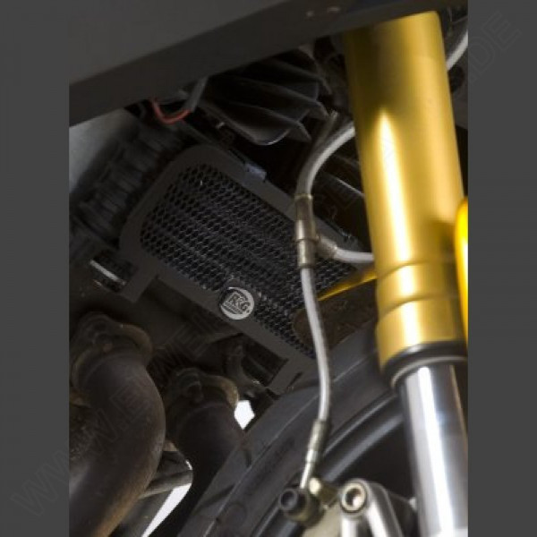 R&G Racing Oil Cooler Guard Benelli TNT 1130 Cafe Racer