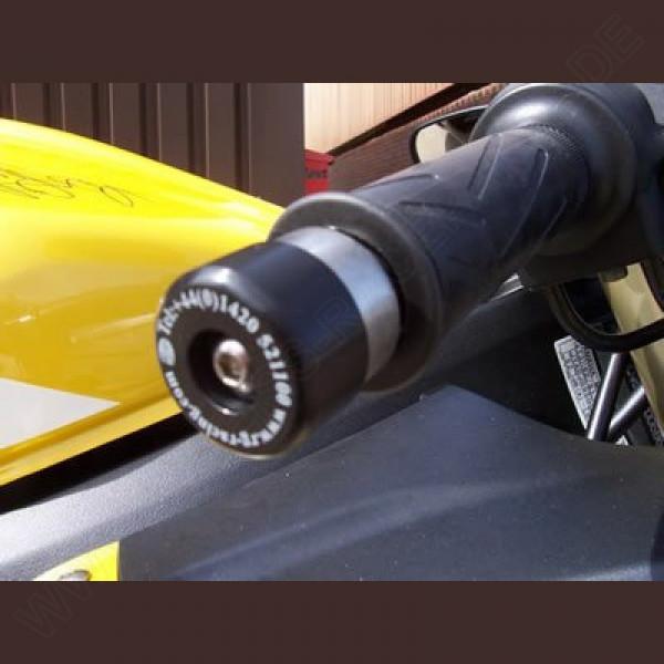 R&G Racing Lenker Protektoren Yamaha YZF-R 125 2008-2013 / YZF-R 125 2019-