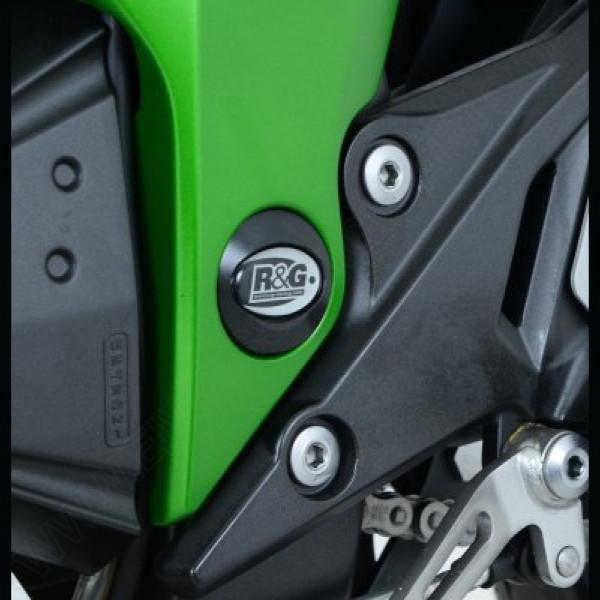 R&G Racing frame plug kit Kawasaki Z 800 2013-