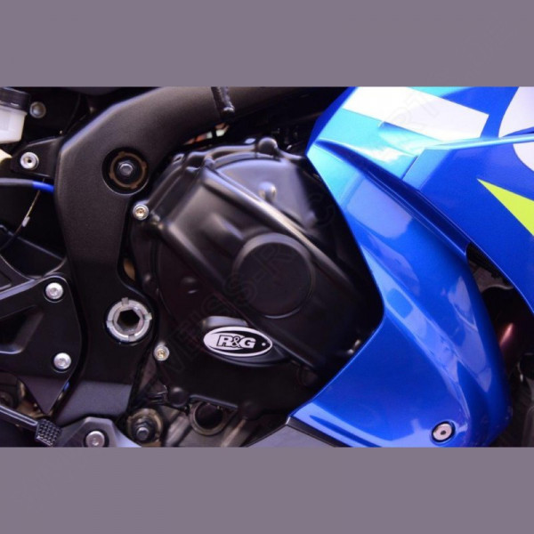 R&G Racing Engine Case Cover 3er Kit Suzuki GSX-R 1000 2017-