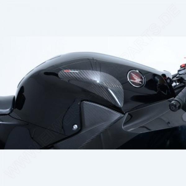 R&G Racing Carbon tank protector Honda CBR 600 RR 2013-