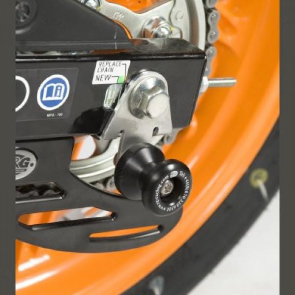 R&G Racing Swingarm Protectors Honda CBR 125 R 2011-