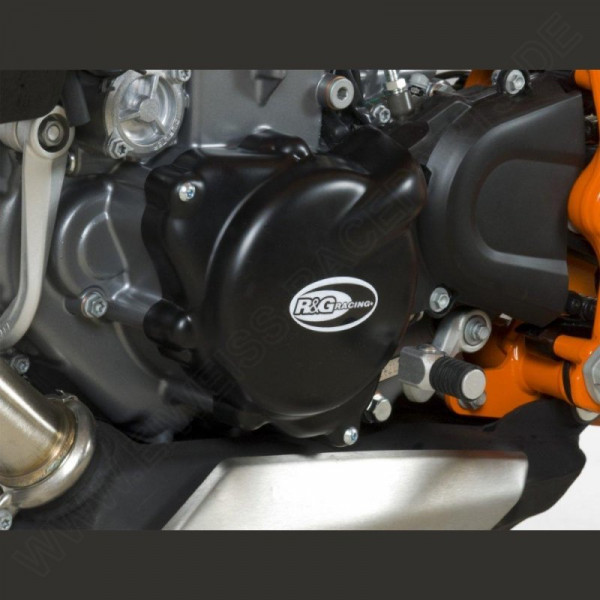 R&G Engine Case Cover Kit KTM 690 SM / SMC / Husqvarna 701 Enduro / Supermoto
