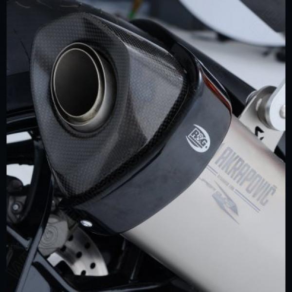 R&G Racing Exhaust protector Slider KTM Super Duke 1290 R 2014-