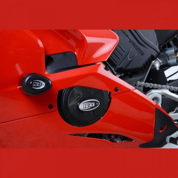 R&G Racing Alternator Cover Ducati V4 Panigale 2018-