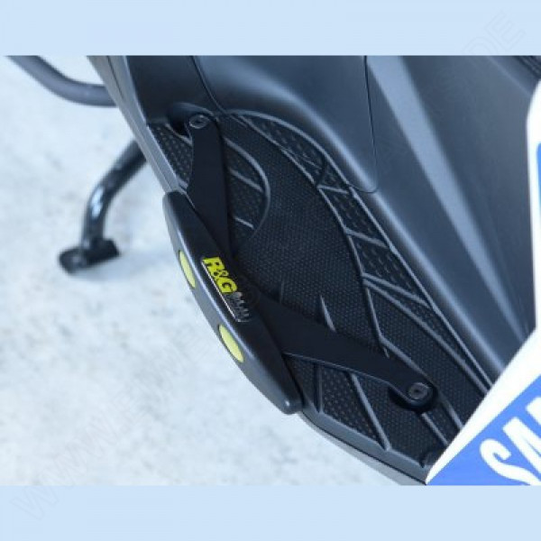 R&G Racing Footboard Sliders Honda NSC 50 R 2013-