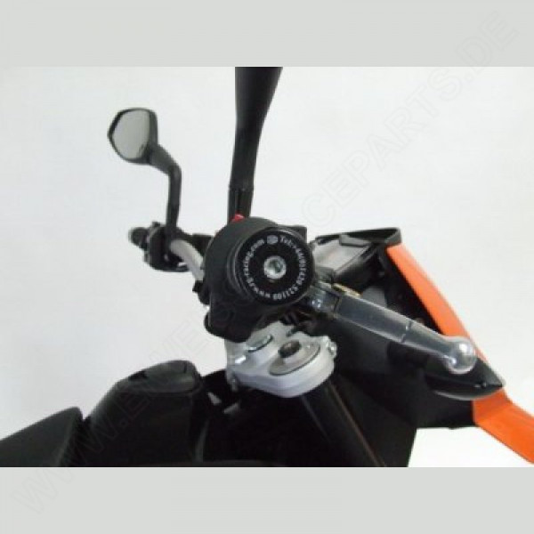 R&G Racing Bar End Slider KTM 690 SM