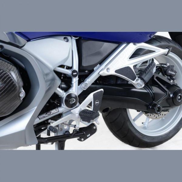 R&G Eazi-Grip™ Stiefel Schutz Pads BMW R 1200 RT 2014- / R 1250 RT 2019-