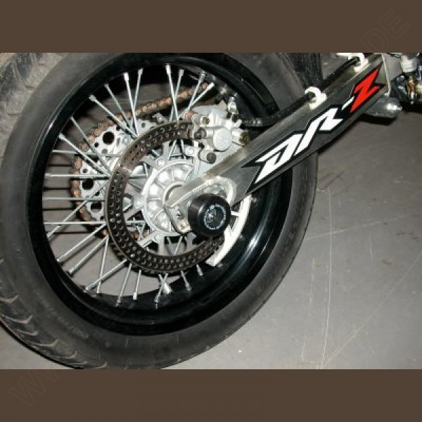 R&G Racing Swingarm Protectors Suzuki DRZ 400 SM